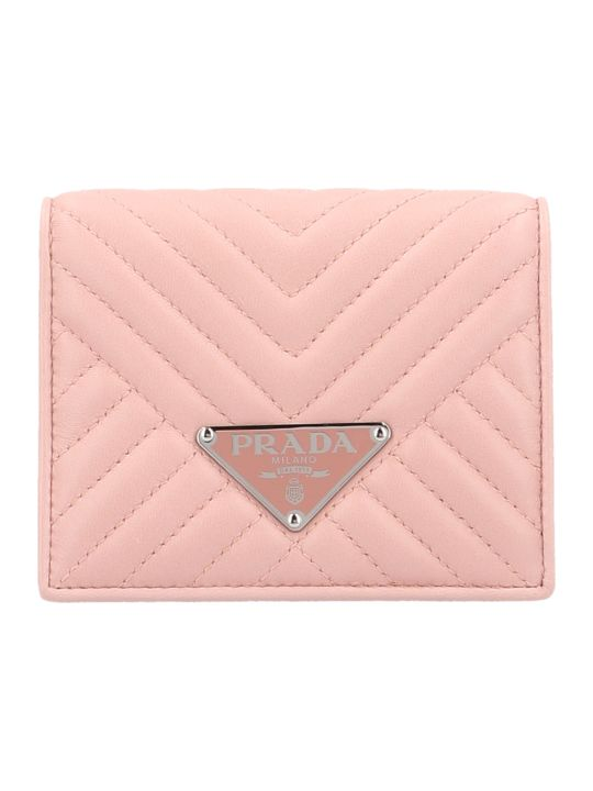 Prada 'diagram' Wallet