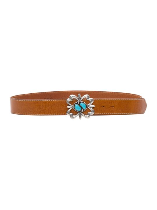 Alanui Navajo Leather Belt