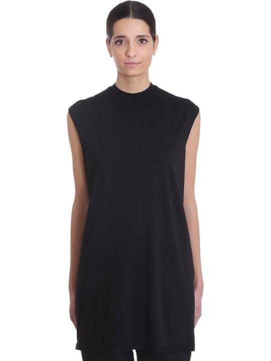 DRKSHDW Tarp Tee T-shirt In Black Cotton