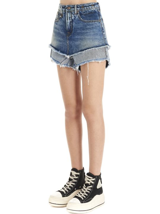 R13 'double Air' Shorts