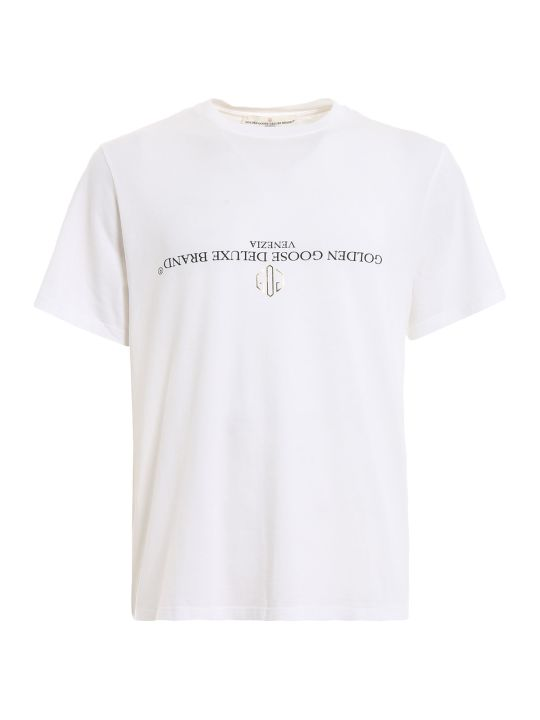 Golden Goose Reversed Logo T-shirt