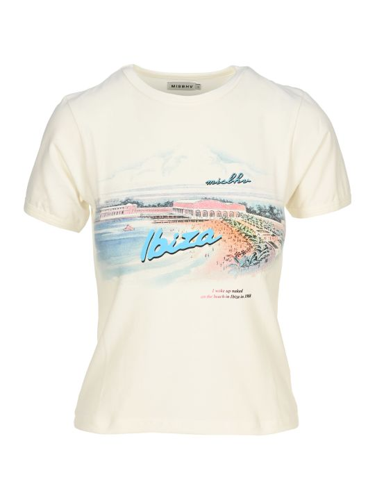 MISBHV The View T-shirt