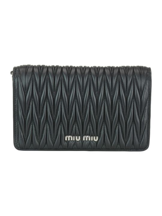 Miu Miu Miu Delice Leather Bag