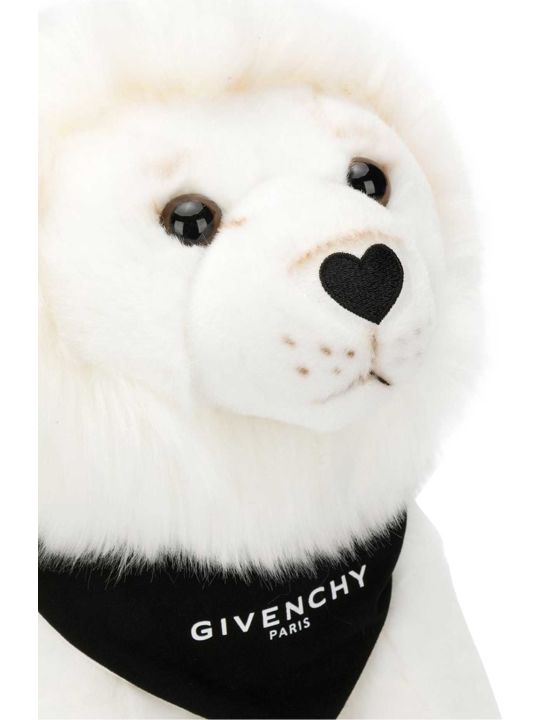 Givenchy Kids Lion Plush