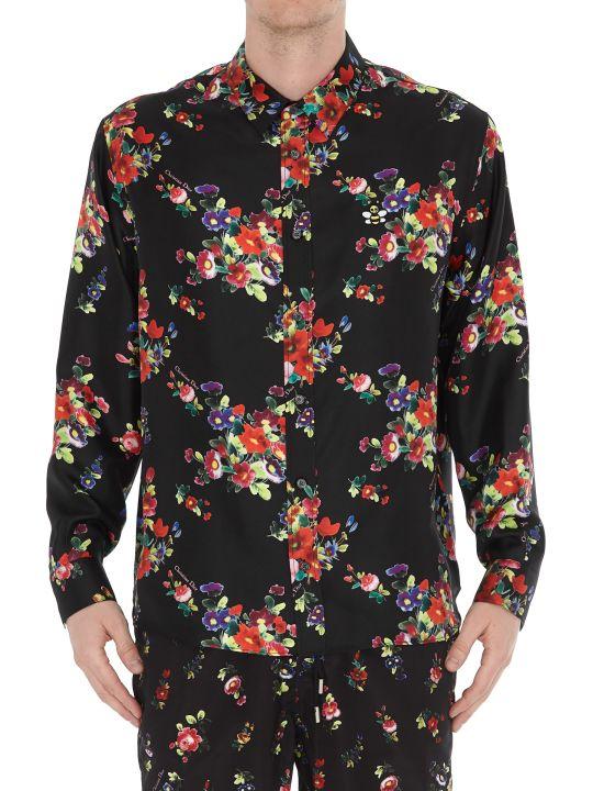Dior Fleurs Dior Print Shirt