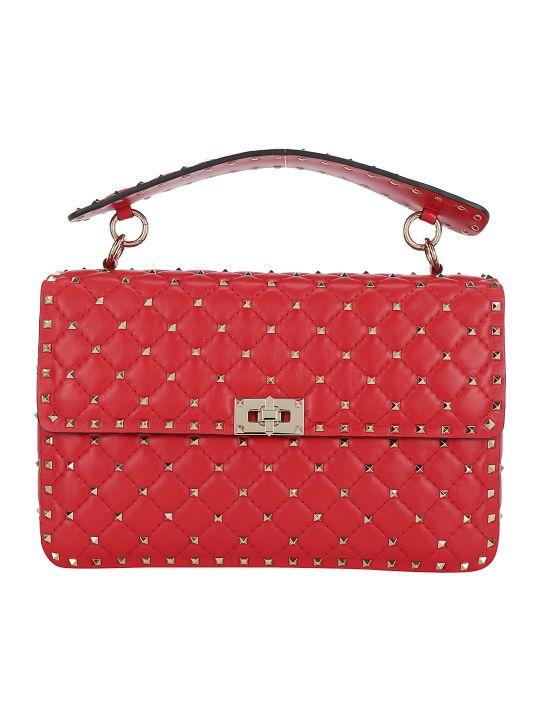 Valentino Garavani Large Rockstud Spike Handbag