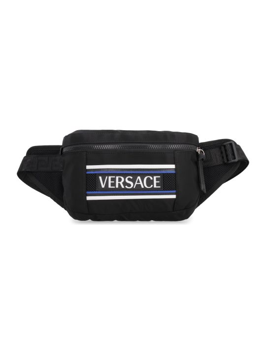 Versace Versace Olympus Nylon Belt Bag