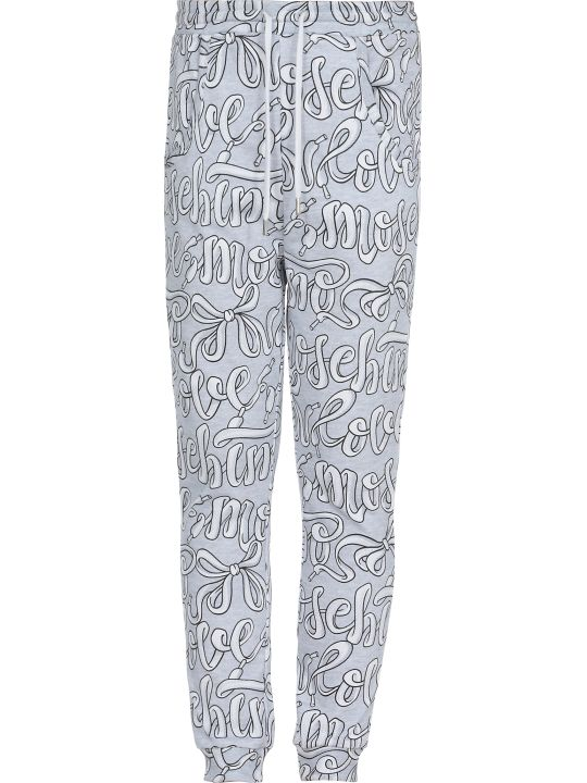 Love Moschino Cotton Pants