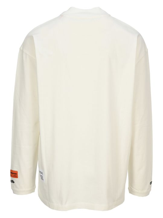 HERON PRESTON Turtle Neck Long Sleeves T-shirt