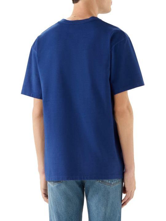 Gucci Logo Crew Neck Tshirt
