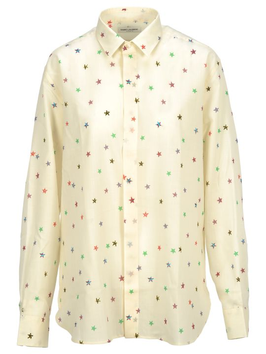 Saint Laurent Camicia Star
