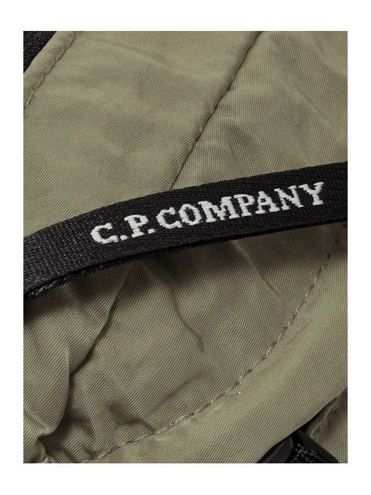 C.P. Company Pouch With Logo