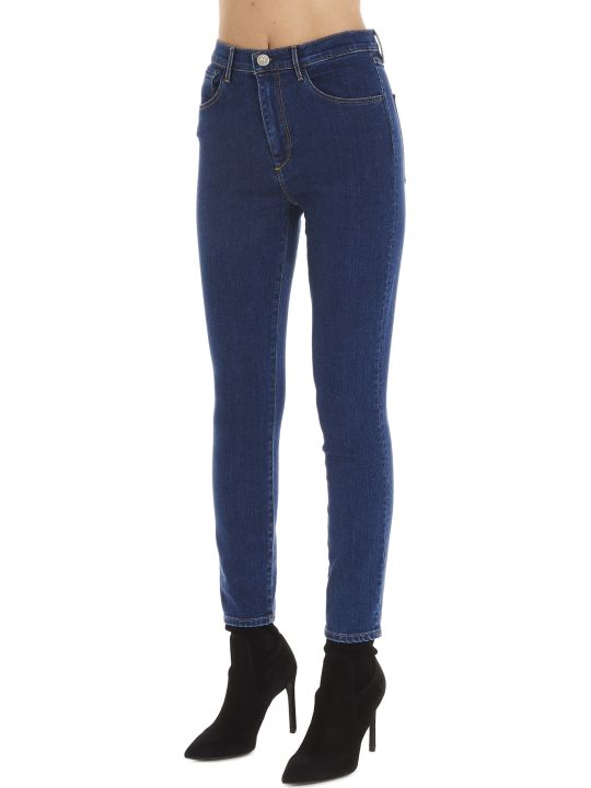 3x1 'high Rise Skinny Crop' Jeans