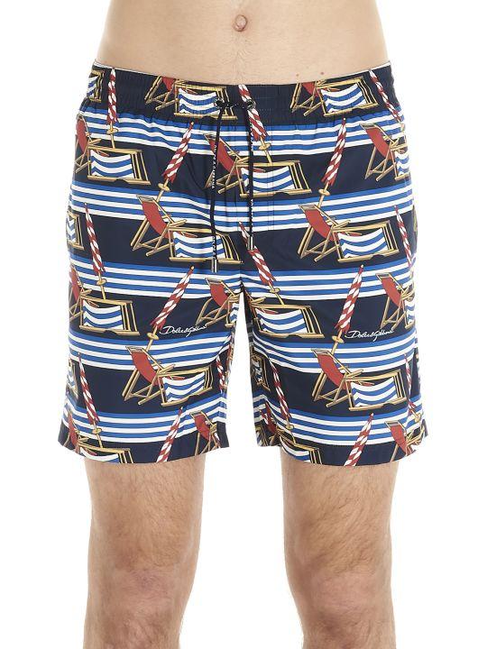 Dolce & Gabbana 'sdraio' Swimshorts