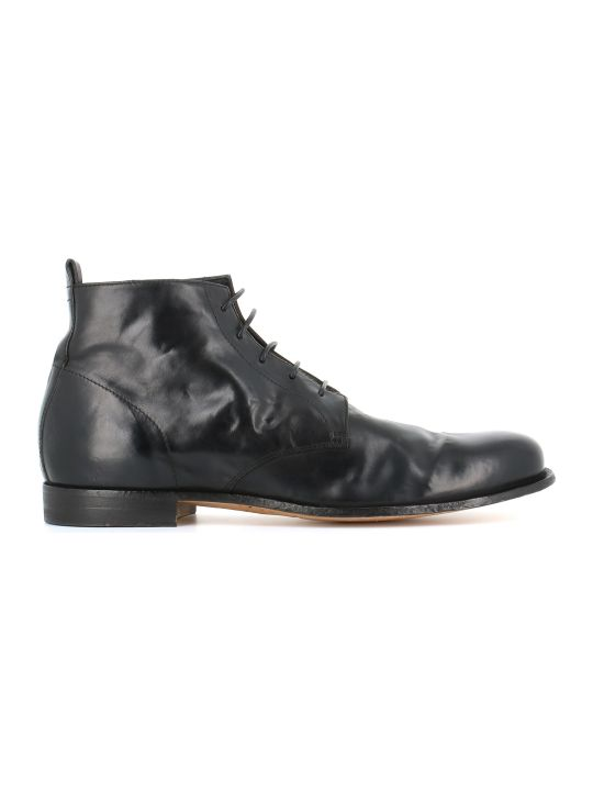Officine Creative Lace-up Boots ''mono/002''