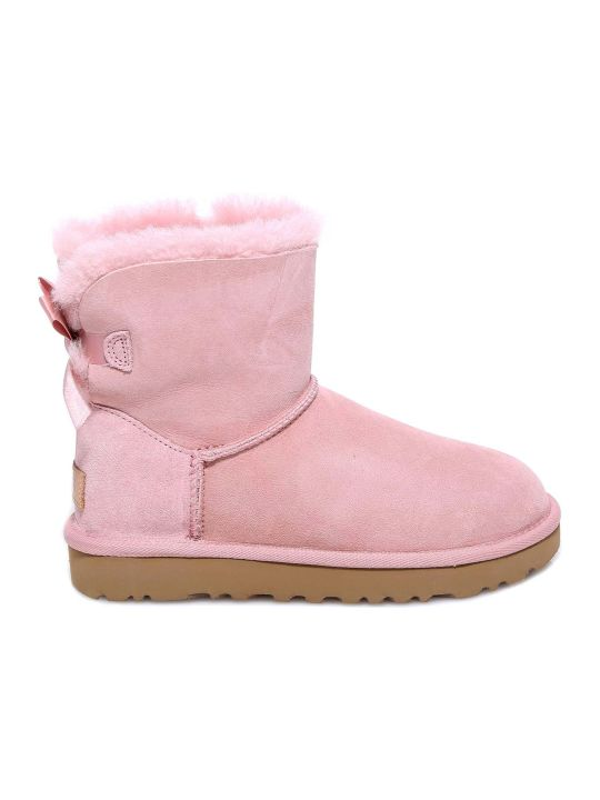 UGG Mini Bailey Bow Ii Ankle Boots