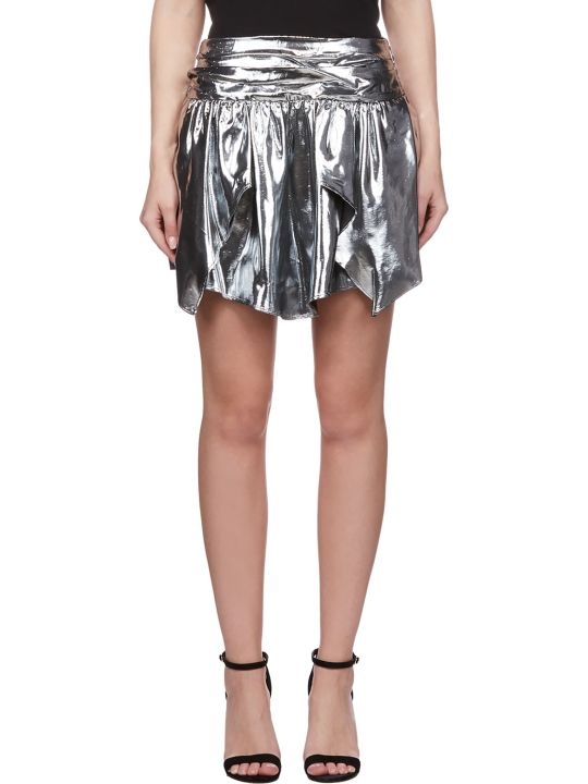 Isabel Marant High Waist Draped Skirt