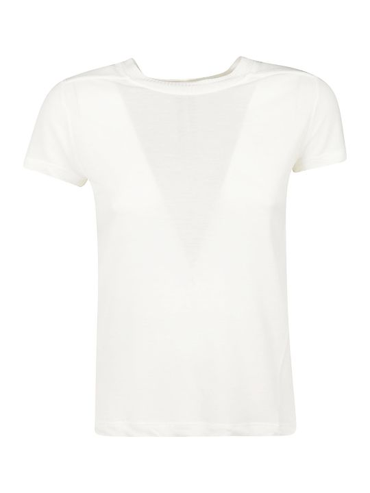 Rick Owens Slim Fit T-shirt