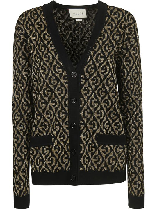 Gucci Buttoned Cardigan