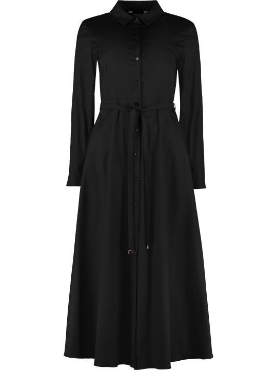 'S Max Mara Vernice Cotton Shirtdress