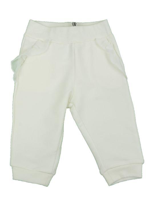 Monnalisa Pantaloni Tasche Rouches
