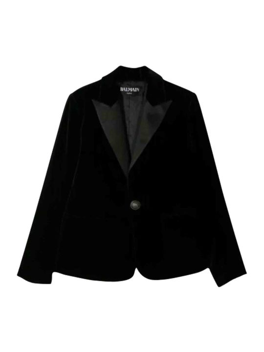 Balmain Single-breasted Jacket