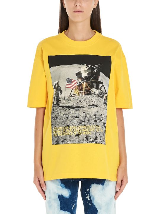 Calvin Klein 'moon Landings' T-shirt