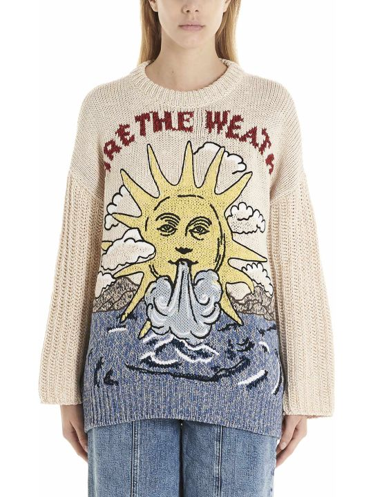 Stella McCartney 'we Are The Weather' Sweater