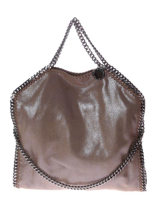 Stella McCartney Pink Falabella Triple Chain Bag