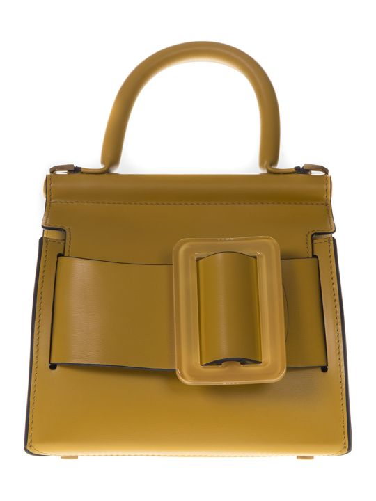 BOYY Karl 19 Amber Leather Hand Bag
