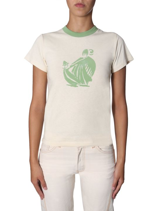 Lanvin Round Neck T-shirt