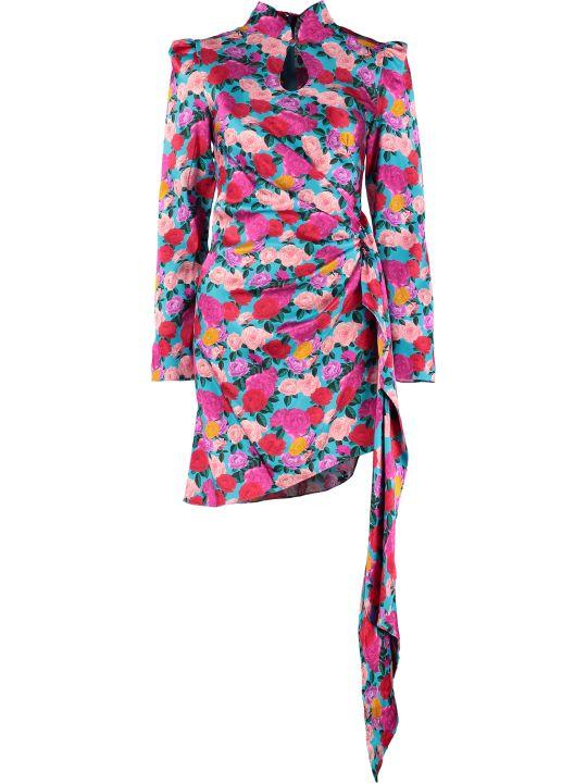 Giuseppe di Morabito Printed Silk Dress