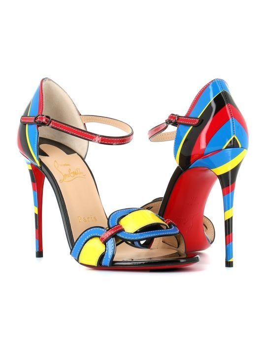 "Christian Louboutin Sandals ""valparaiso"""