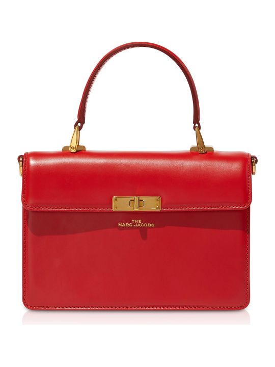 Marc Jacobs The Downtown Leather Top Handle Bag