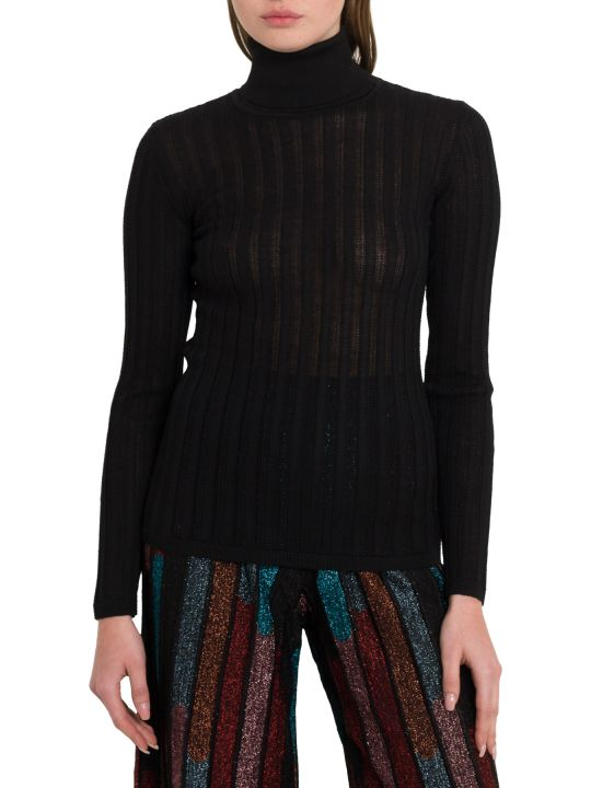 M Missoni Ribbed Turtleneck