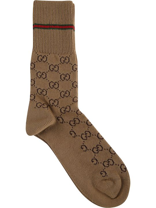 Gucci Medmuf Knit Socks