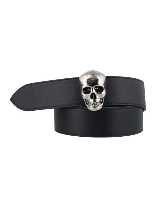 Alexander McQueen Skull Belt