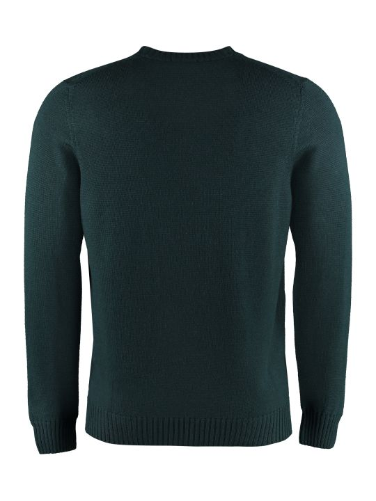Drumohr V-neck Wool Sweater
