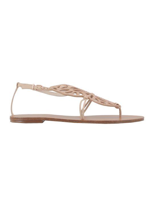 Sophia Webster Bibi Butterfly Flat Sandal