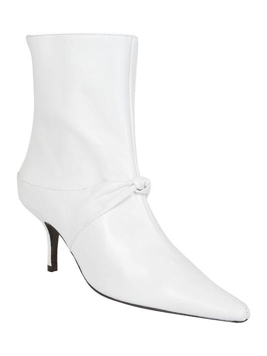 Dorateymur Dorateymur Pointed Toe Ankle Boots