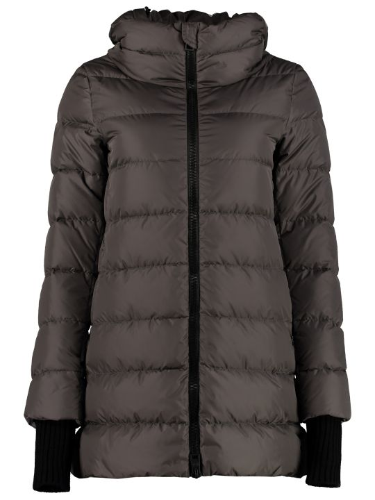Herno Full Zip Padded Hooded Jacket