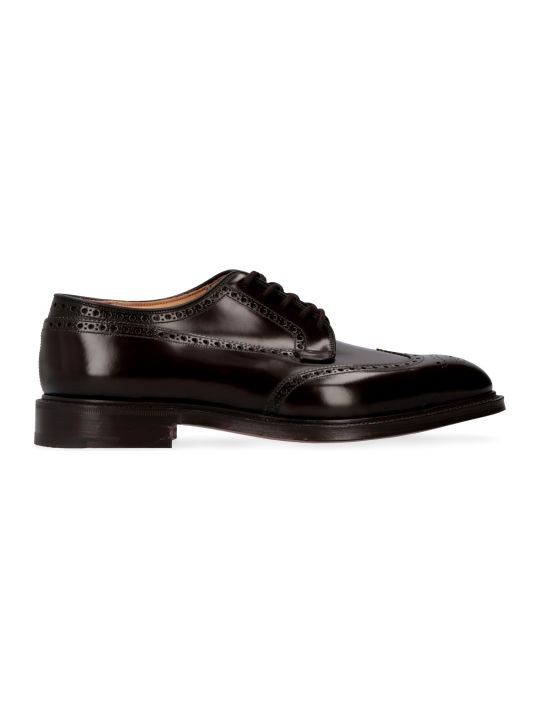 Church's Grafton Leather Brogue Derby Shoes