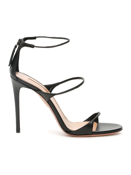Aquazzura Minute 105 Sandals