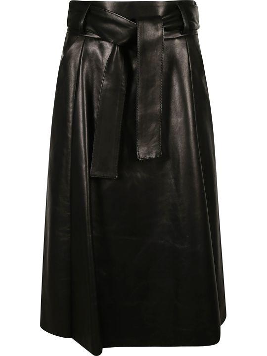 DROMe Tie Waist Skirt
