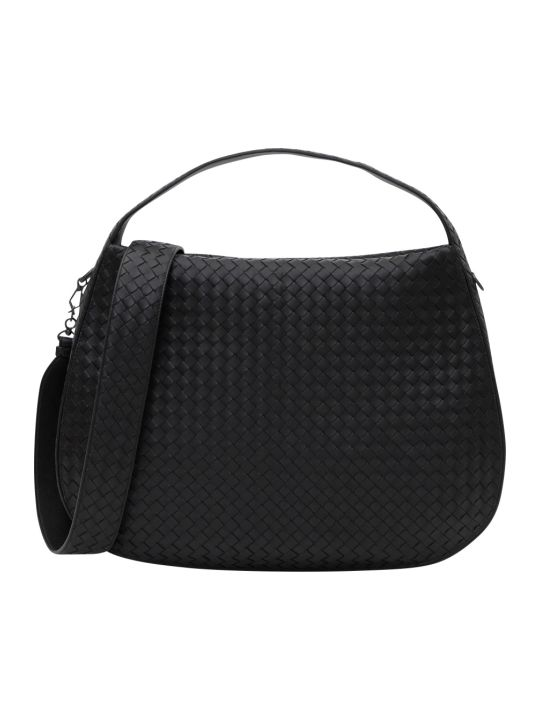 Bottega Veneta Large City Veneta Shoulder Bag