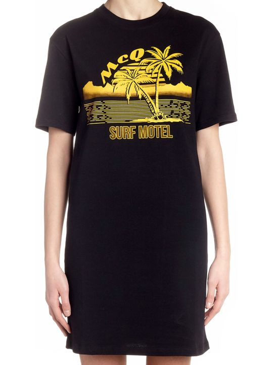 McQ Alexander McQueen 'surf Motel' Dress