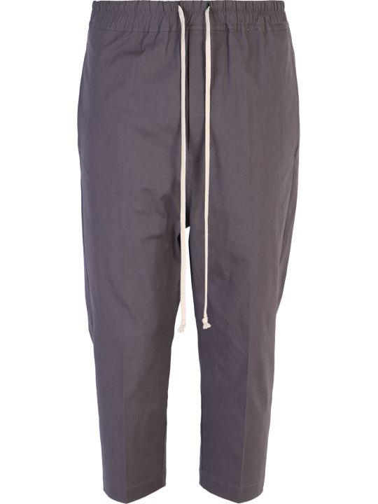 Rick Owens Drop Crotch Trousers