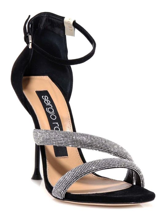 Sergio Rossi Sr Milano 105 Sandals