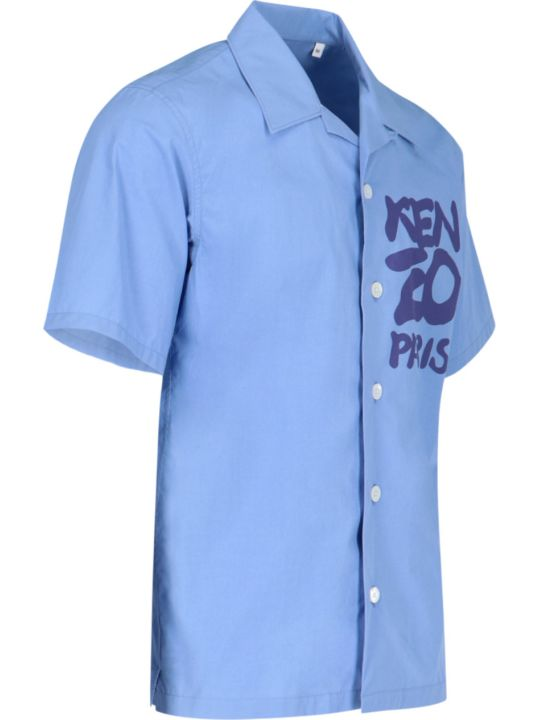 Kenzo Seasonal Logo Shirt