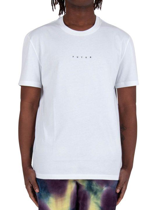 Futur Logo Tee - White
